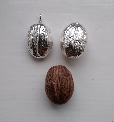 Nutmeg castings